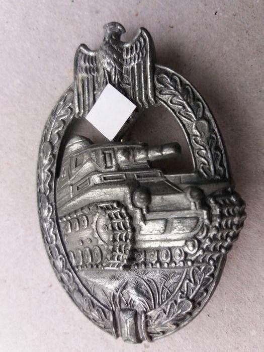 Фото: Орден Немецких солдат времен Второй Мировой (фото)