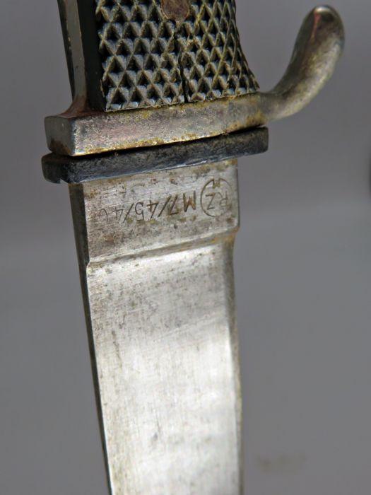 Фото: Копатели нашли немецкий нож RZM M7/45/40