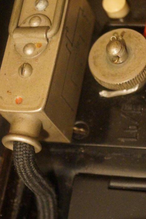 Фото: Телефон немецкий войск времен второй мировой