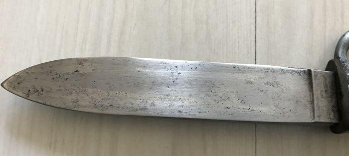 Фото: Нож 1939 года    находки черных копателей