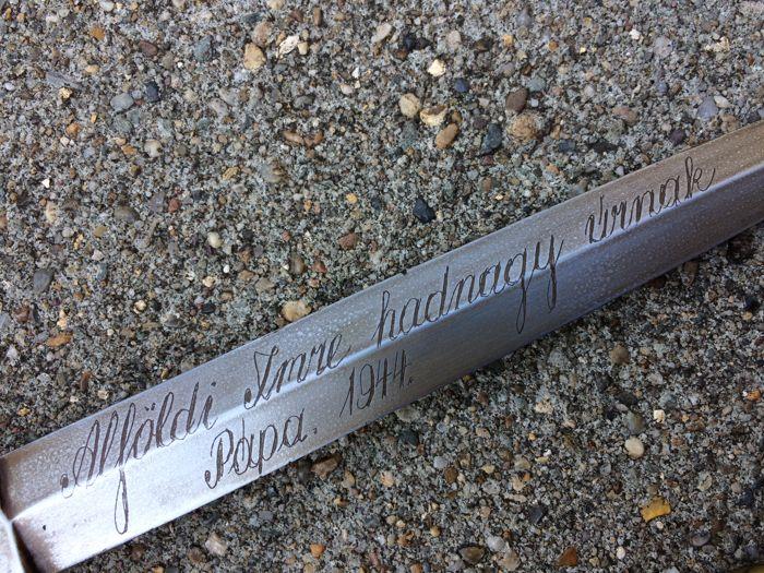 Фото: Очень редкий нож ВВС Германии времен второй мировой