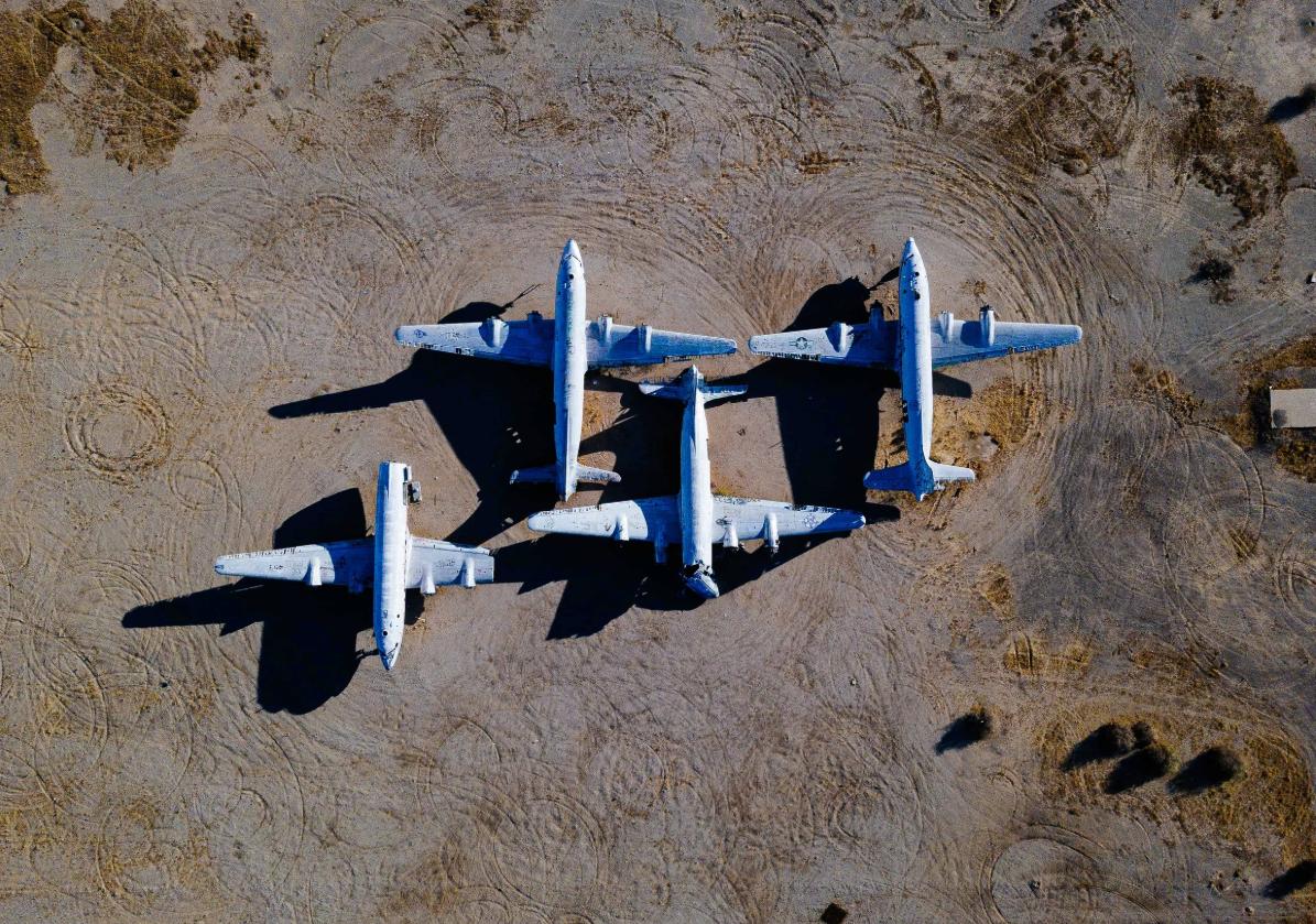 Четыре потерянных самолета 1942 года