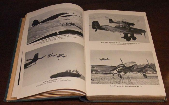 Немецкая книга 1939 года выпуска