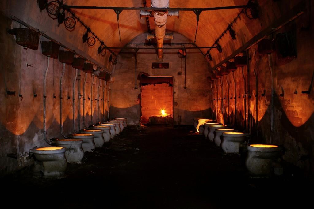 Заброшенный Немецкий бункер (17 фото)