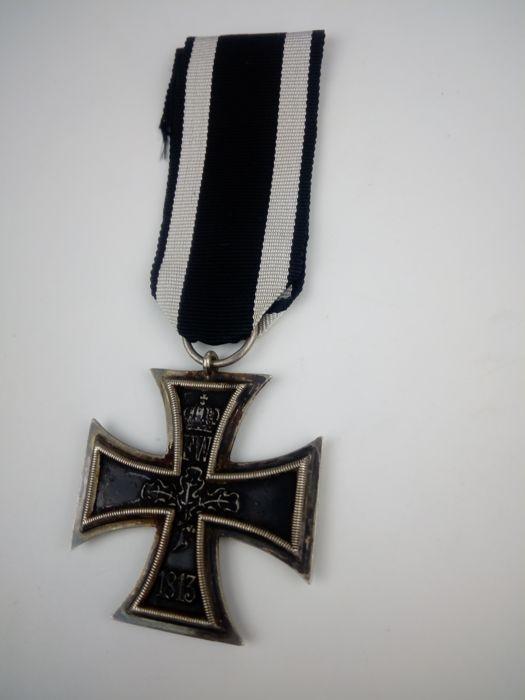 Фото: Немецкий Железный Крест 1939 года