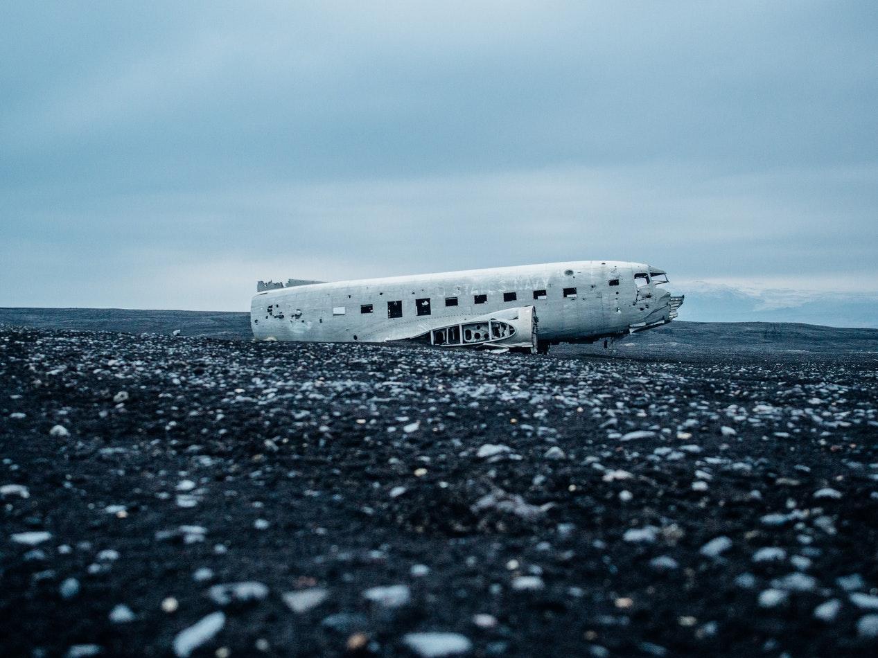 Фото: Заброшенные самолеты (Фото подборка)