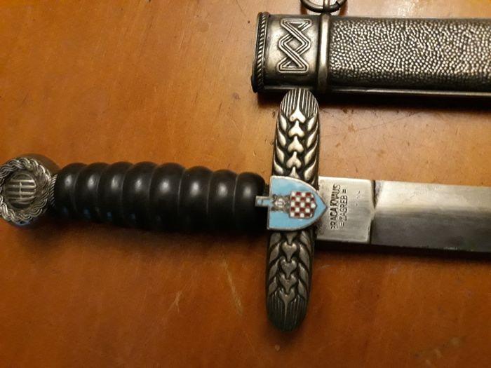Нож Хорватской армии (Вторая мировая)