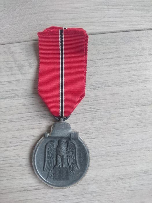 Фото: Немецкая медаль с орлом    вторая мировая война