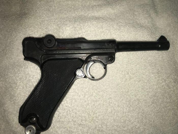 Вот это находка! Немецкий пистолет 1942 года