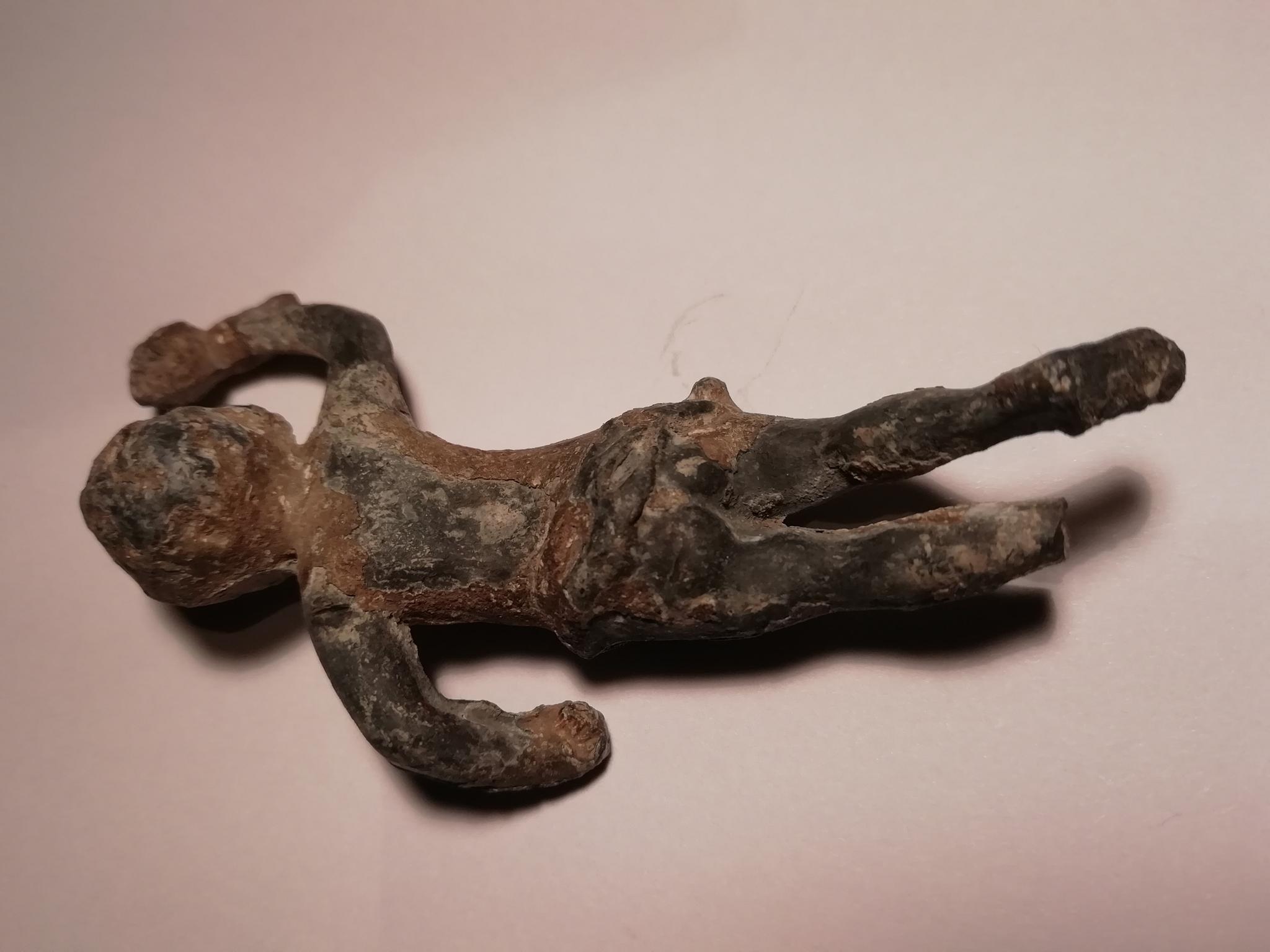 Найден древний артефакт. Что это?