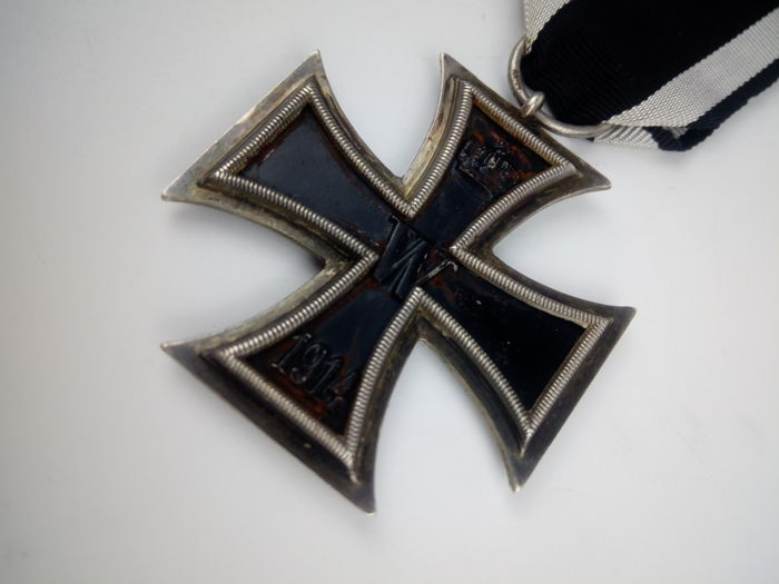Немецкий Железный Крест 1939 года
