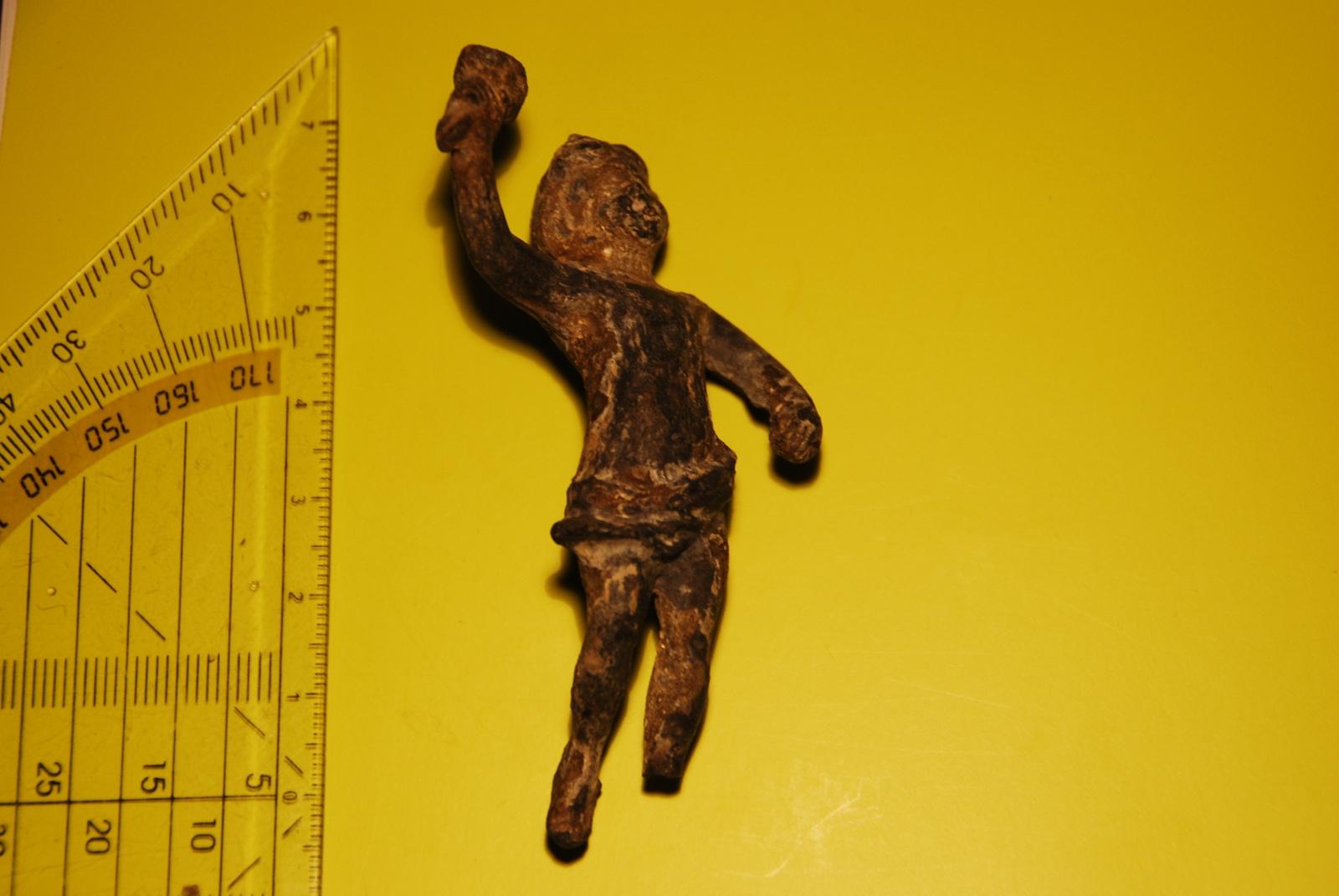 Фото: Найден древний артефакт. Что это?